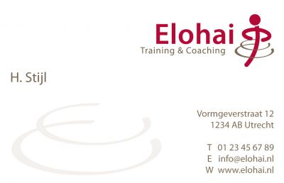 Elohai Training & Coaching
